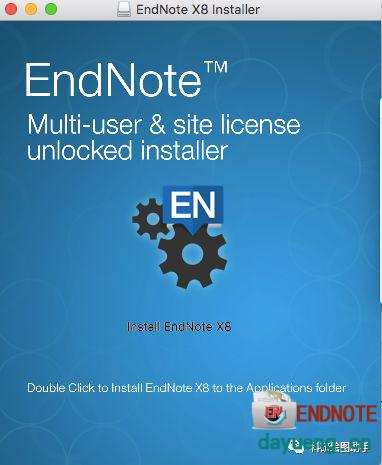 Endnote for Mac 正版下载
